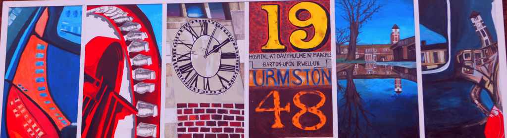 Image of the Urmston Mural