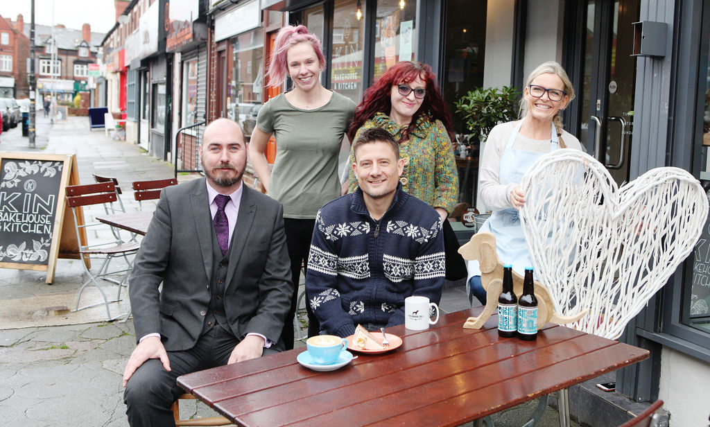 URMSTON IS ALL SET FOR SMALL BUSINESS SATURDAY