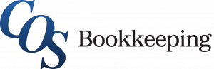 COS bookkeeping logo