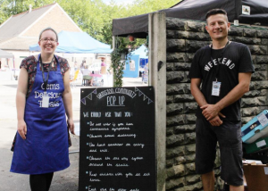 Read more about the article AMAZING SUPPORT FOR URMSTON'S AUGUST POP-UP MARKETS